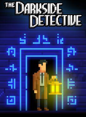 The Darkside Detective Key Art