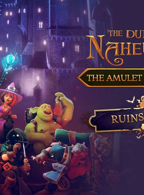 The Dungeon Of Naheulbeuk: Ruins Of Limis Key Art