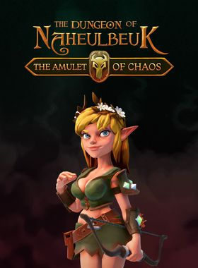 The Dungeon of Naheulbeuk: The Amulet of Chaos Key Art
