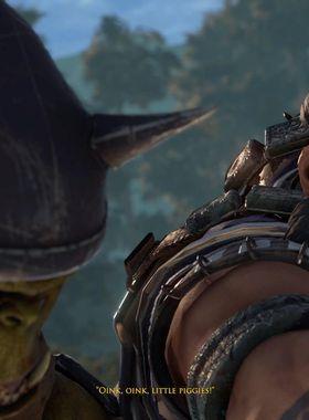 The Dwarves Key Art