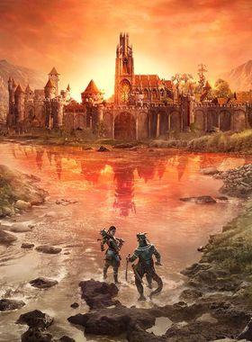 The Elder Scrolls Online Blackwood Key Art