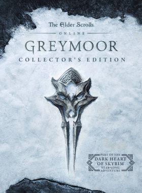 The Elder Scrolls Online: Greymoor Key Art