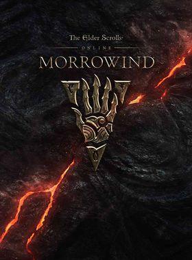 The Elder Scrolls Online: Morrowind Key Art