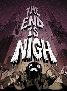 The End Is Nigh Key Art
