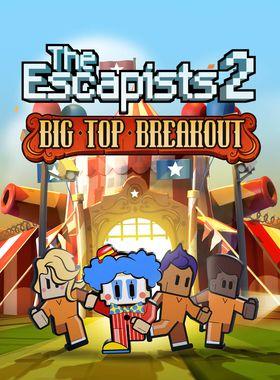 The Escapists 2 - Big Top Breakout Key Art