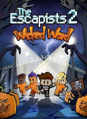 The Escapists 2 - Wicked Ward Key Art