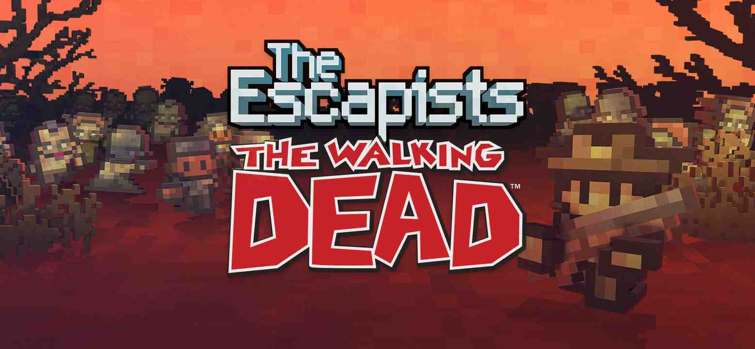 The Escapists: The Walking Dead Background Image
