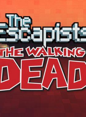The Escapists: The Walking Dead Key Art