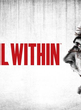 The Evil Within Key Art