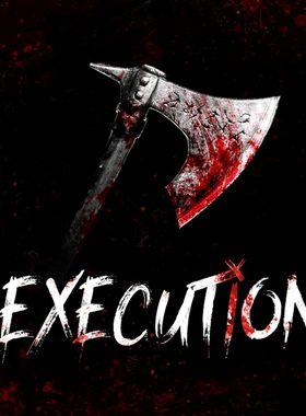 The Executioner Key Art