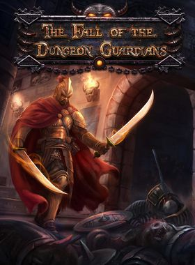 The Fall of the Dungeon Guardians Key Art