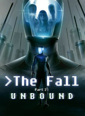 The Fall Part 2: Unbound Key Art