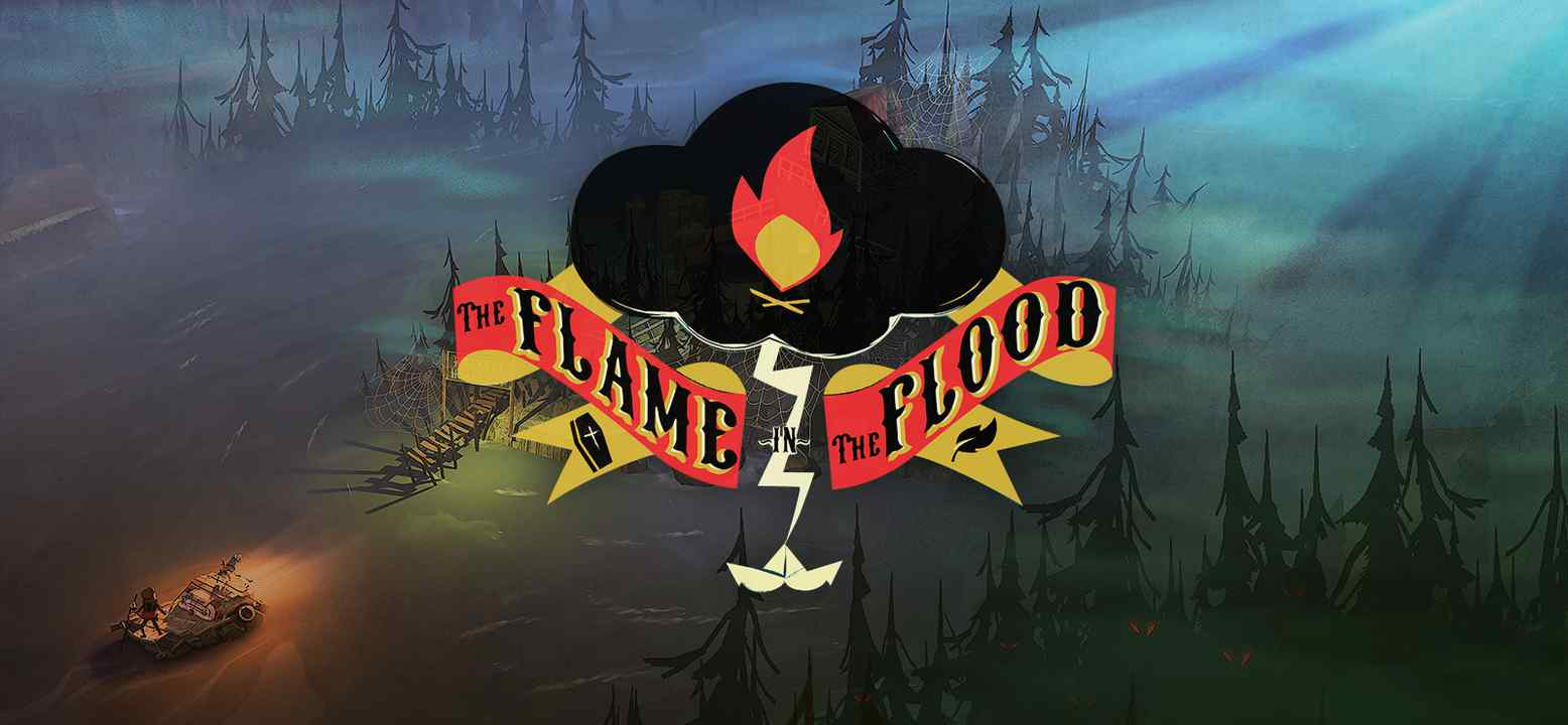 The Flame in the Flood Background Image