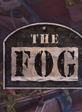 The Fog: Trap for Moths Key Art