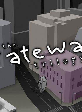 The Gateway Trilogy Key Art