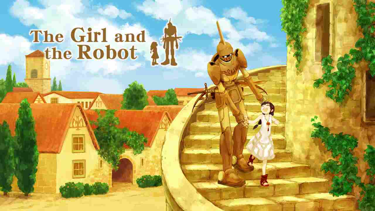 The Girl and the Robot Thumbnail