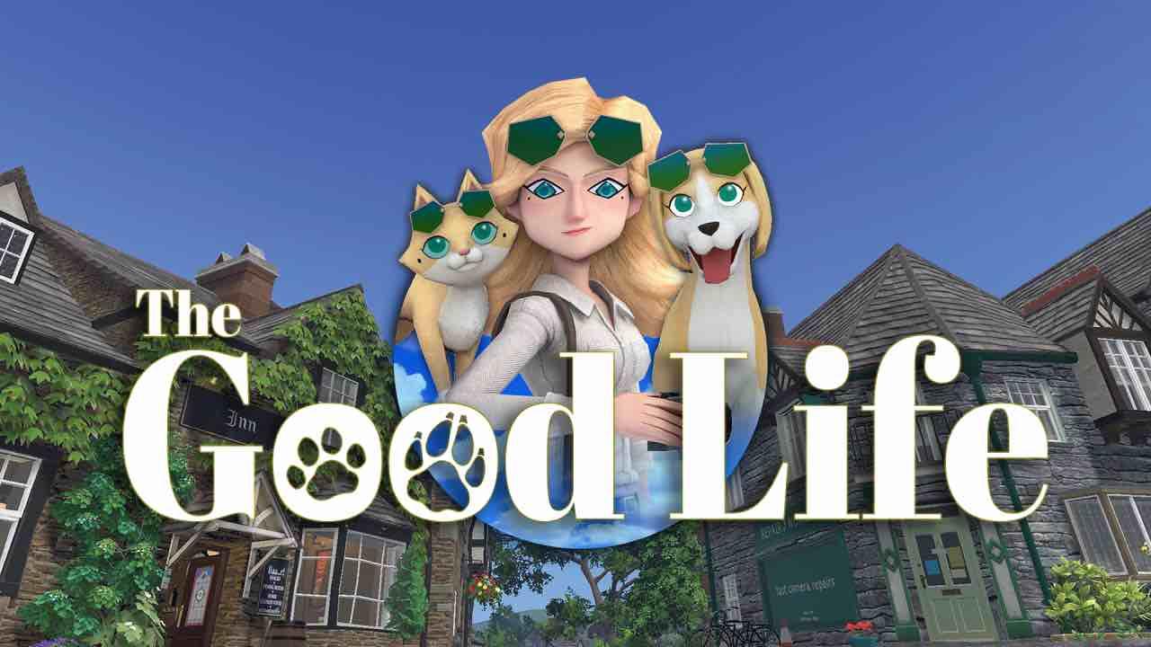 The Good Life Key Art