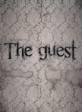 The Guest Key Art