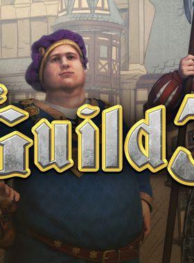 The Guild 3 Key Art