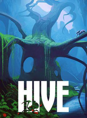 The Hive Key Art