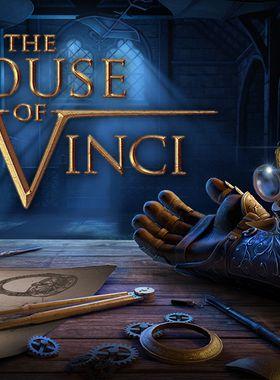 The House of Da Vinci Key Art