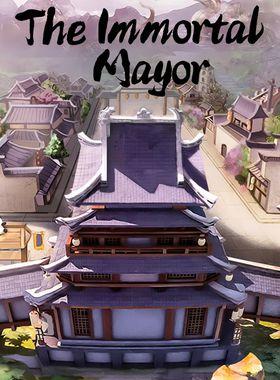 The Immortal Mayor Key Art