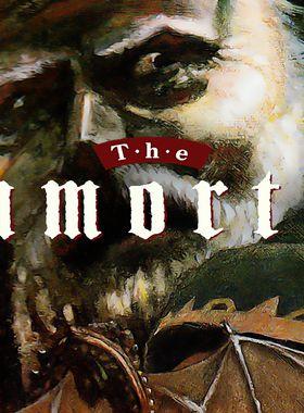 The Immortal Key Art