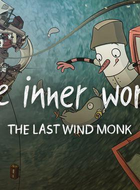 The Inner World: The Last Wind Monk Key Art