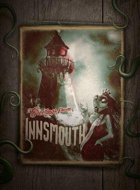 The Innsmouth Case Key Art