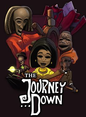 The Journey Down: Chapter One Key Art