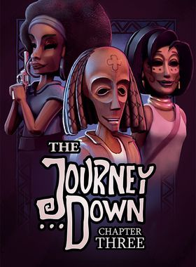 The Journey Down: Chapter Three Key Art
