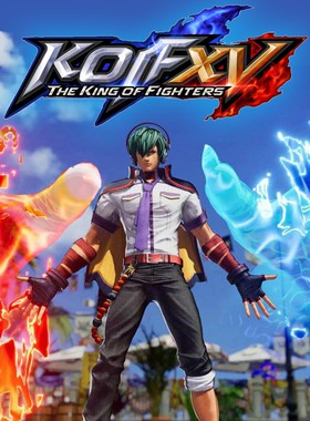 The King of Fighters 15 Key Art