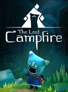 The Last Campfire Key Art