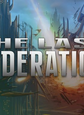 The Last Federation Key Art