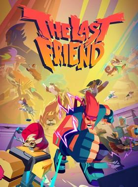 The Last Friend Key Art