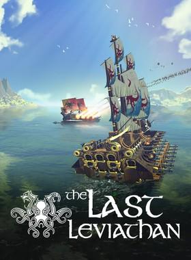 The Last Leviathan Key Art