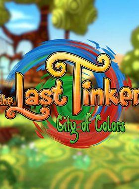 The Last Tinker: City of Colors Key Art