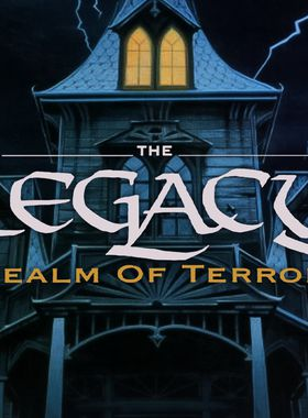 The Legacy: Realm of Terror Key Art