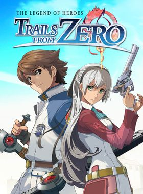 The Legend of Heroes: Trails from Zero Key Art