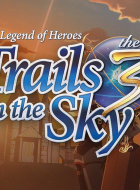 The Legend of Heroes: Trails in the Sky the 3rd Key Art