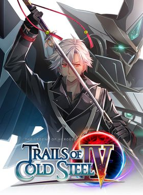 The Legend of Heroes: Trails of Cold Steel 4 Key Art