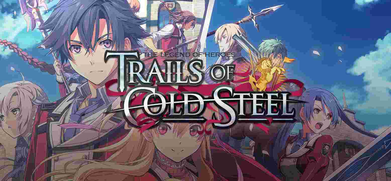 The Legend of Heroes: Trails of Cold Steel Background Image