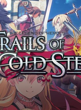 The Legend of Heroes: Trails of Cold Steel Key Art