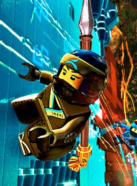 The LEGO Ninjago Movie Video Game Key Art