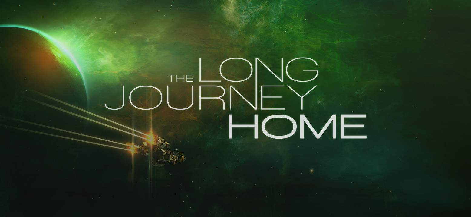 The Long Journey Home Background Image