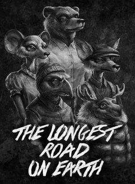 The Longest Road on Earth Key Art