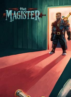 The Magister Key Art