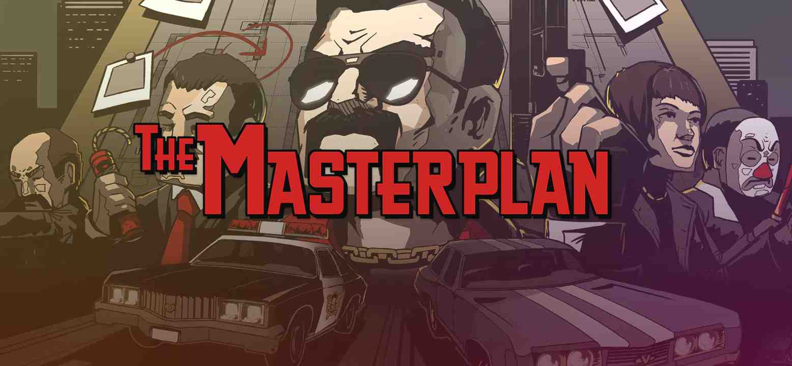 The Masterplan Background Image
