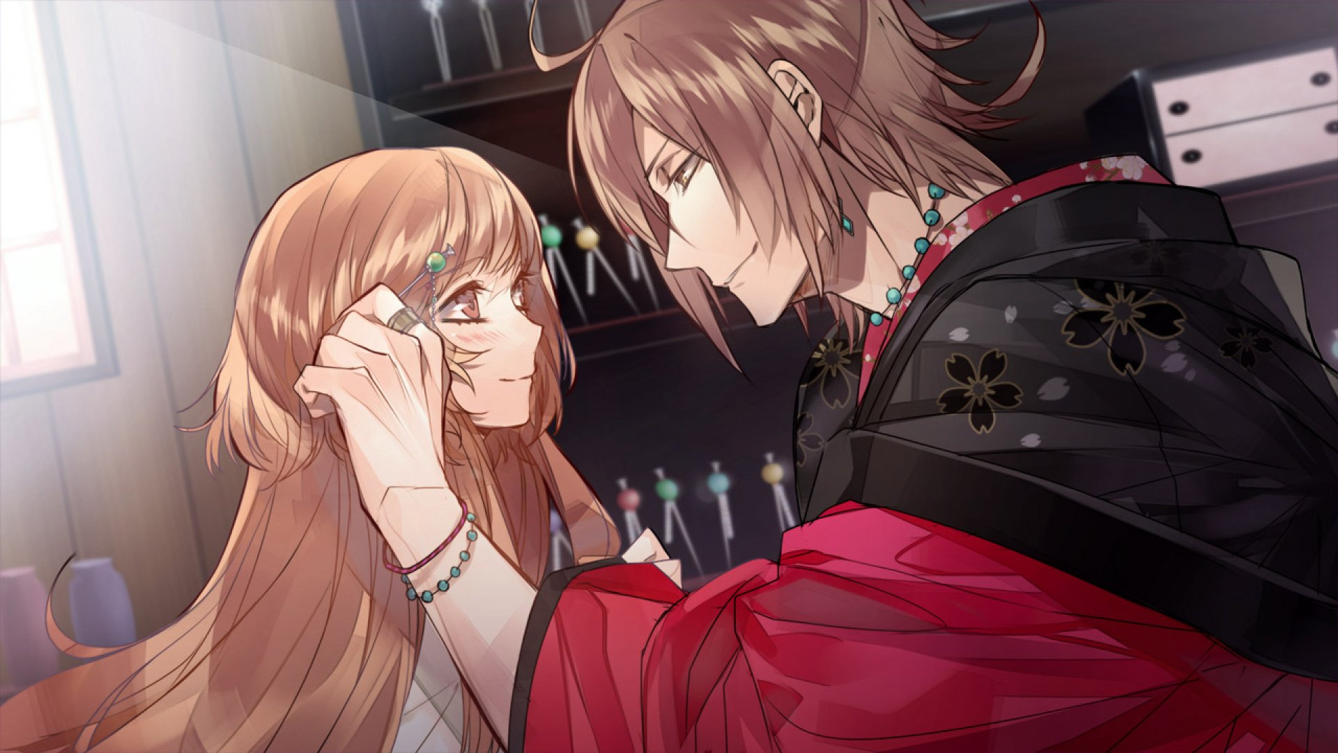 The Men of Yoshiwara: Kikuya Video