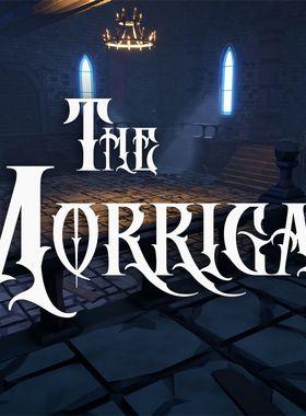 The Morrigan Key Art